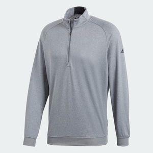 adidas Club Men's Golf Half-Zip Sweatshirt UPF 50+